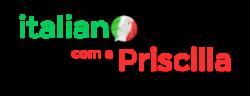 Italiano com a Priscilla