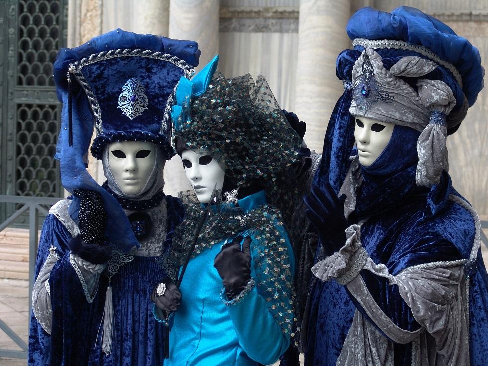 Carnaval italiano 1 - Curiosidades sobre o Carnaval Italiano