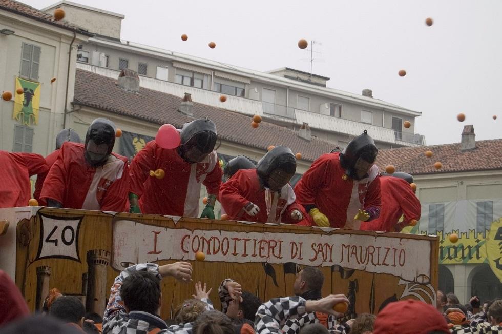 Carnaval italiano 3 - Curiosidades sobre o Carnaval Italiano