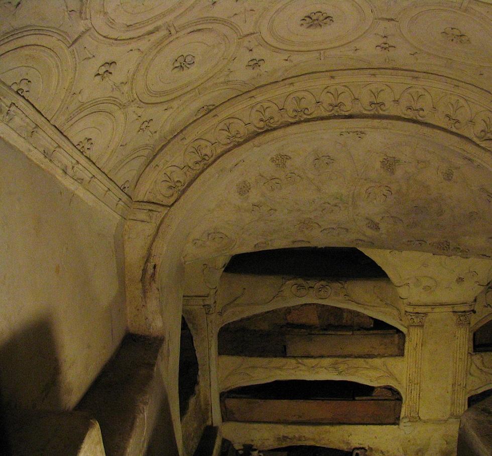 Catacumbas de Roma 1 - Catacumbas de Roma
