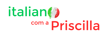 logo 1 - Matrículas Abertas Italiano com a Priscilla 2.0