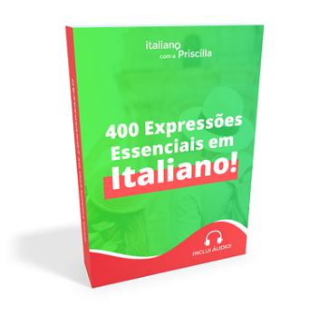 B1 - Matrículas Abertas Italiano com a Priscilla 2.0