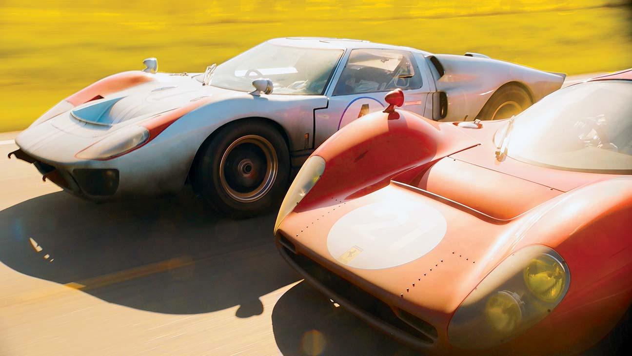 Ford vs Ferrari | Italiano com Filme