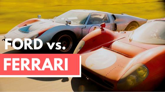 Ford vs Ferrari - O Divino Baggio