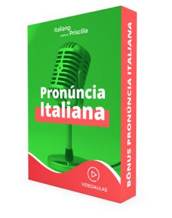 Pronuncia Italiana - Curso Italiano Essencial