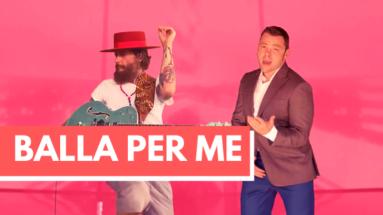 Balla per me 383x215 - Balla Per Me - Tiziano Ferro feat. Jovanotti