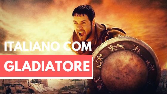 Il gladiatore cover - Italiano com a Priscilla - Aprenda Italiano de Forma Eficiente