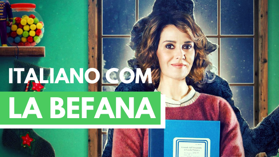 La Befana cover - Italiano com a Priscilla - Aprenda Italiano de Forma Eficiente