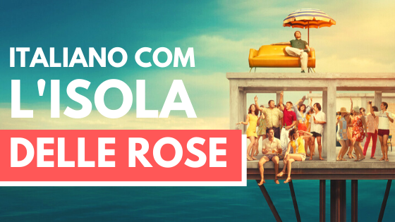Ilha das Rosas Cover - Italiano com a Priscilla - Aprenda Italiano de Forma Eficiente
