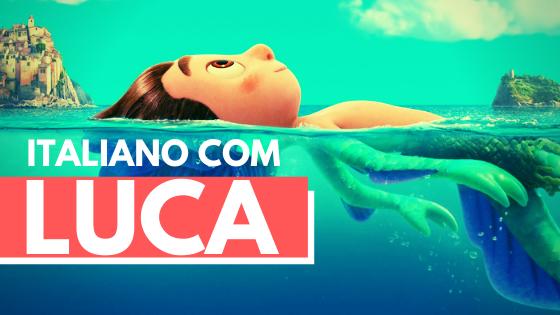 Luca Cover - Italiano com a Priscilla - Aprenda Italiano de Forma Eficiente